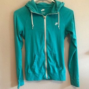 Women's Nike Zip Up